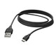 Hama 173788 Lade/Datenkabel Micro-USB 3m