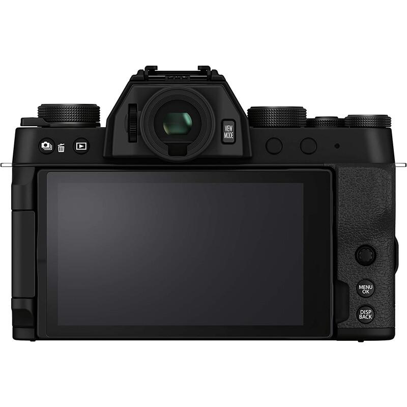 Fujifilm X-T200 black+ XC15-45/3,5-5,6 OIS PZ