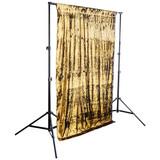 walimex pro Paillettenhintergrund 1,3x2m gold