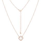Halskette Lucky Charm rosevergoldet echt Silber