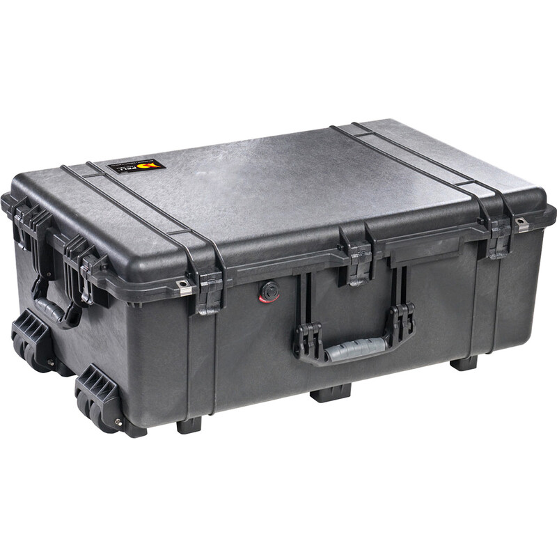 PELI 1650 Case ohne Schaumstoff