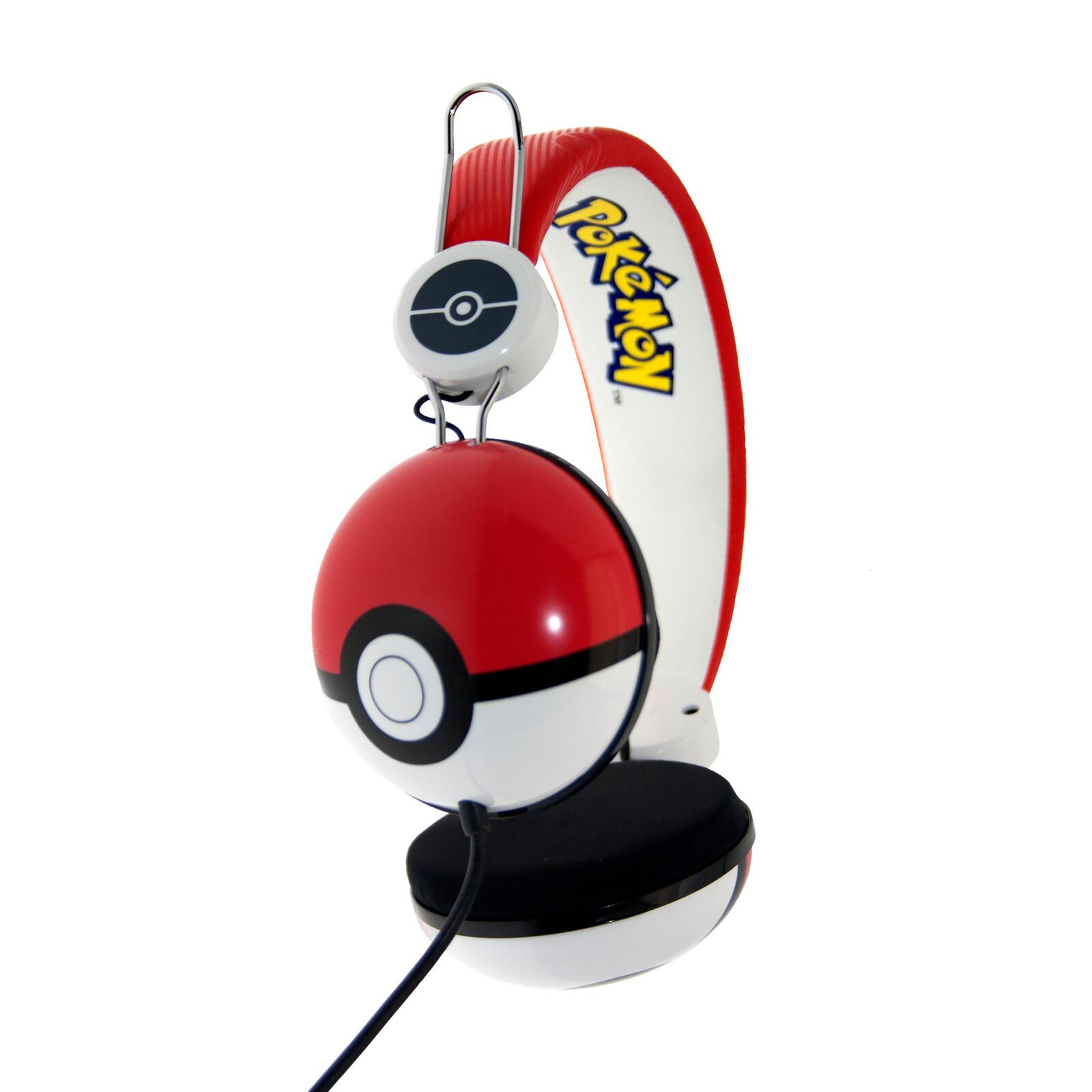 OTL Pokemon Pokeball Kopfhörer