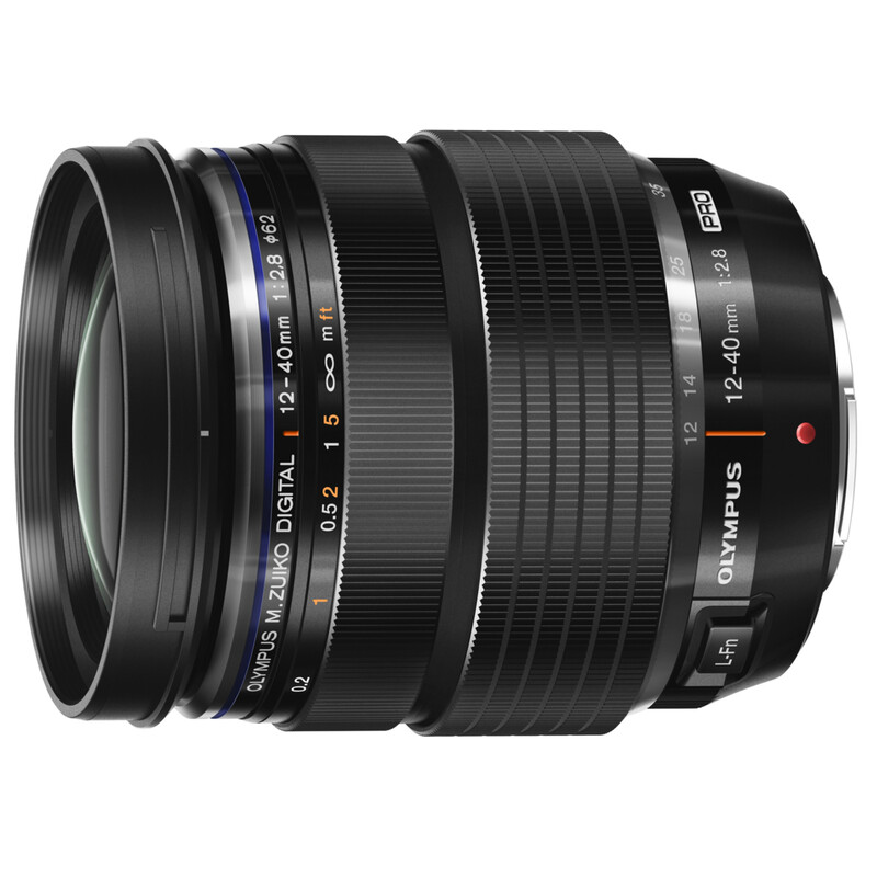Olympus ED 12-40/2,8 PRO + UV Filter