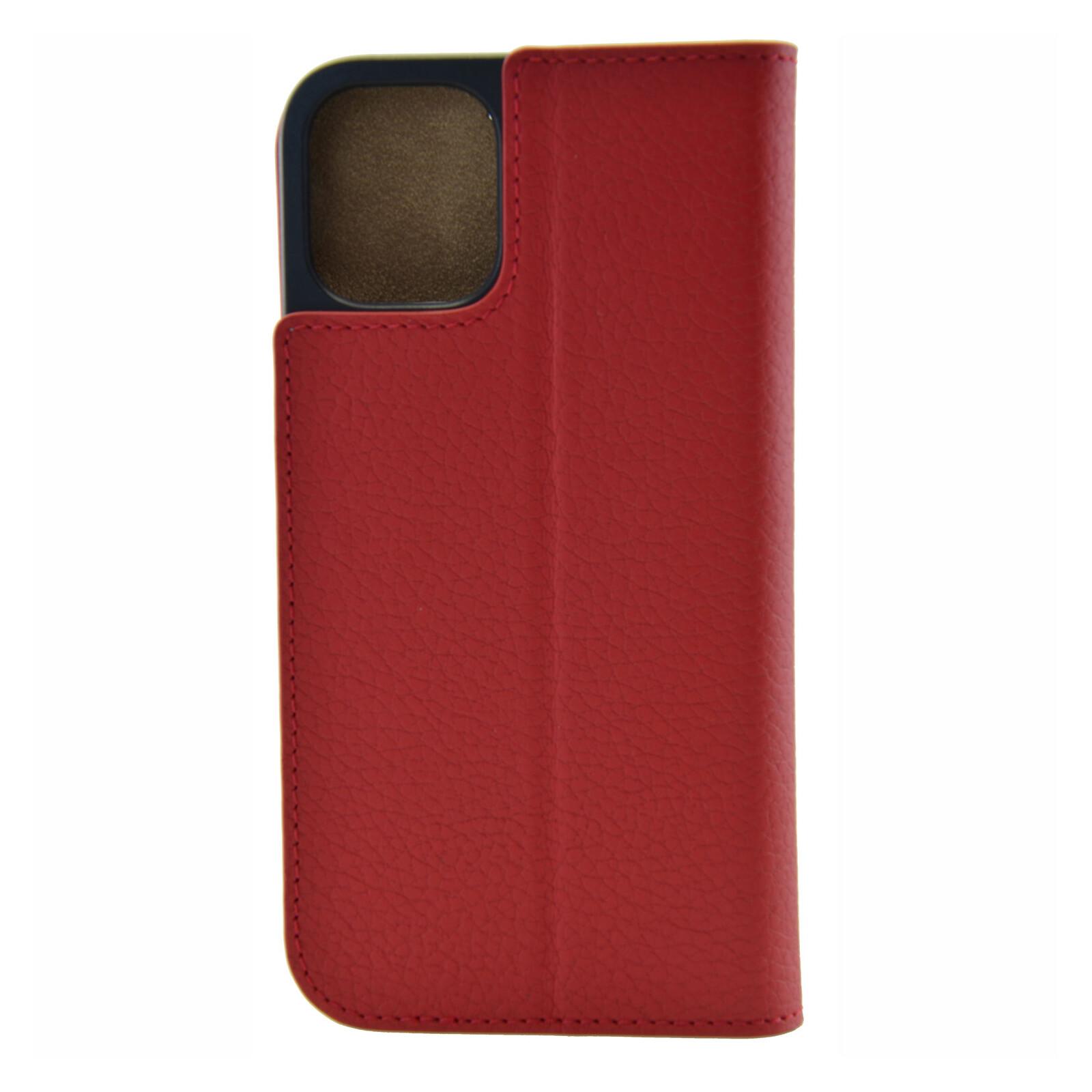 Galeli Booktasche MARC Apple iPhone 12 swiss red