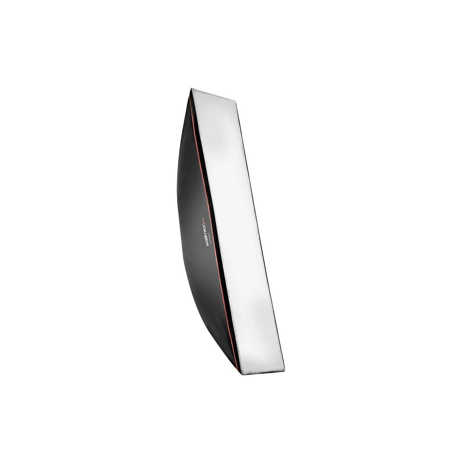 walimex pro Softbox OL 22x90cm + Univ. Adapter