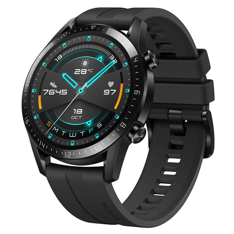 Huawei Watch GT 2 46mm schwarz