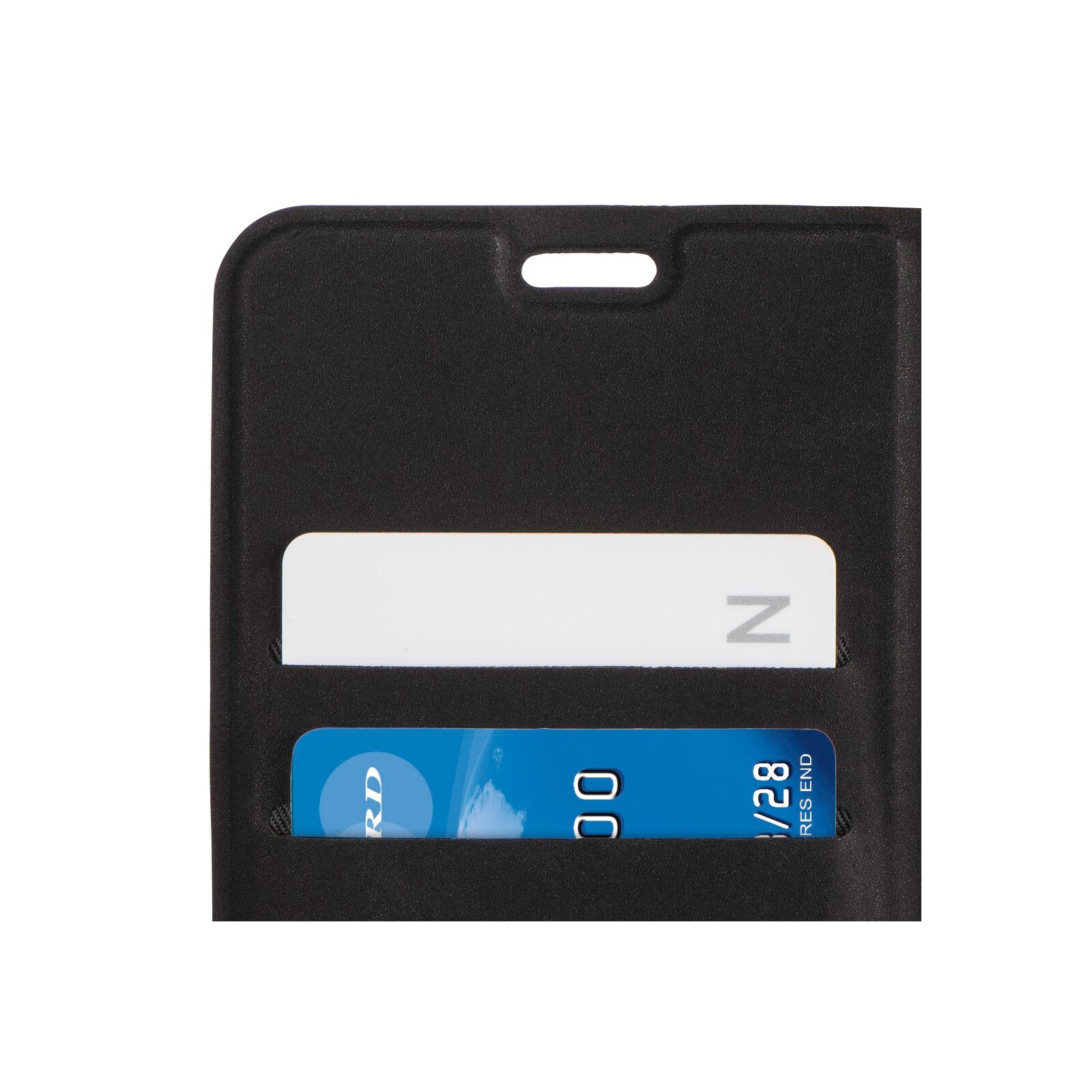 Hama Book Tasche Apple iPhone X/XS schwarz