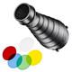 walimex pro Spotvorsatz-Set für  & K