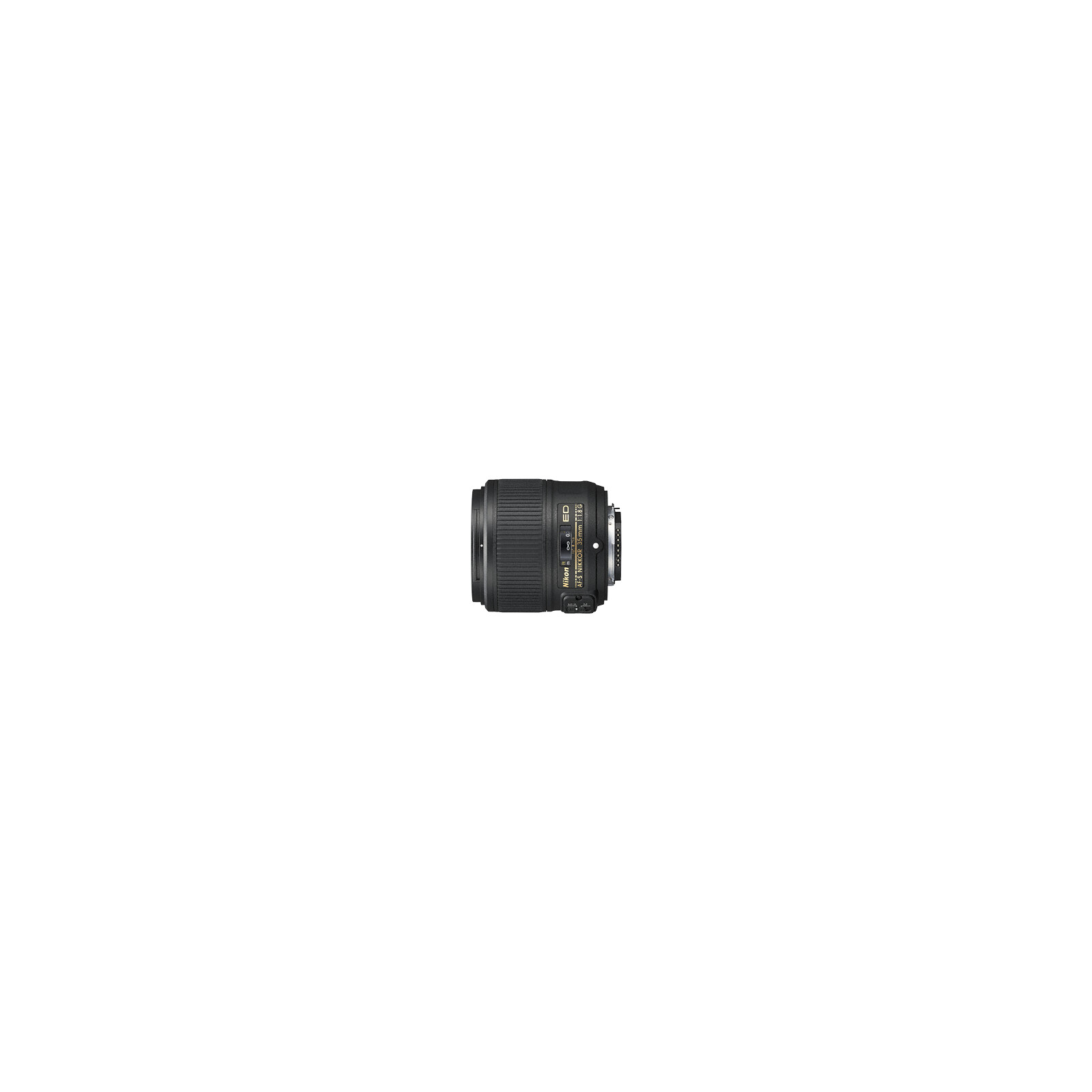 Nikkor AF-S 35/1,8G ED + UV Filter