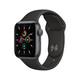 Apple Watch SE GPS Alu space grau 40mm schwarz