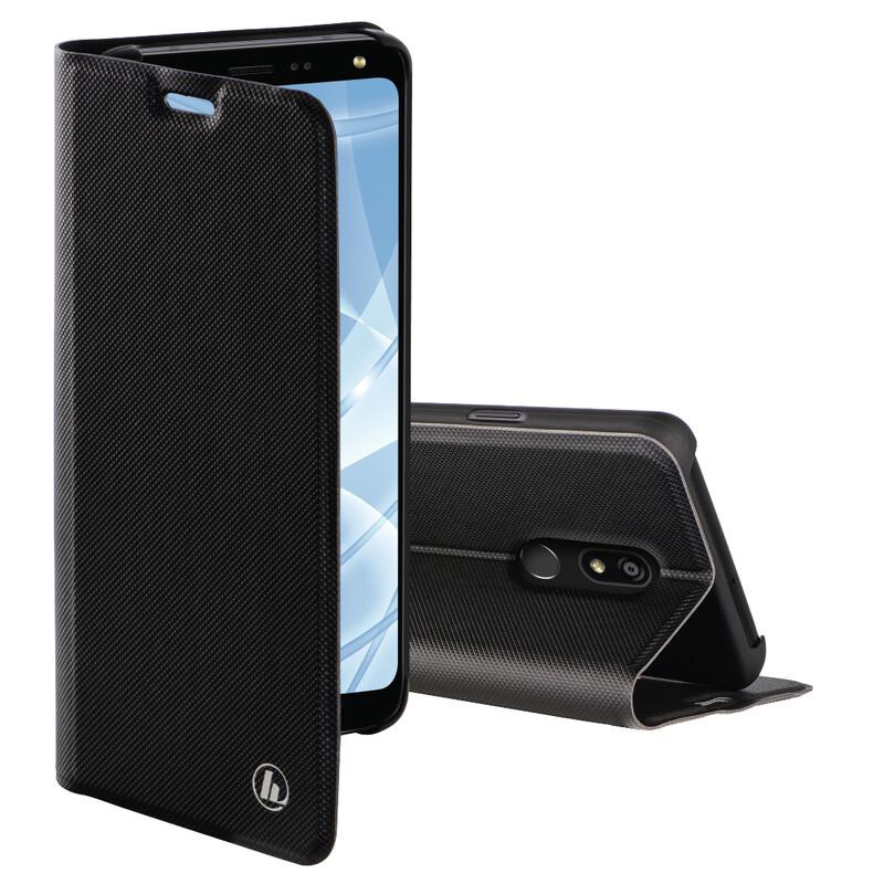 Hama Book Tasche Slim Pro LG K40