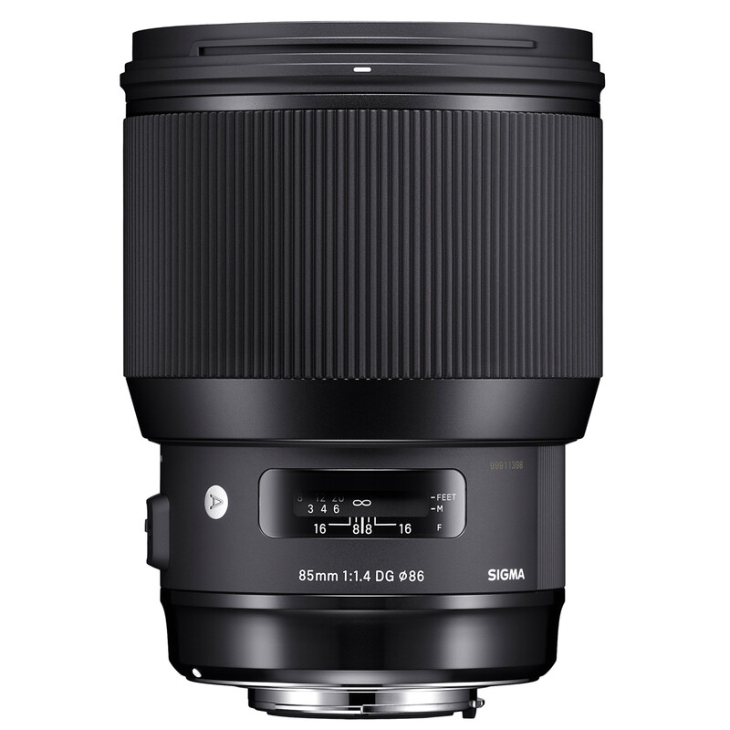 Sigma ART 85/1,4 DG HSM Sony F/SE