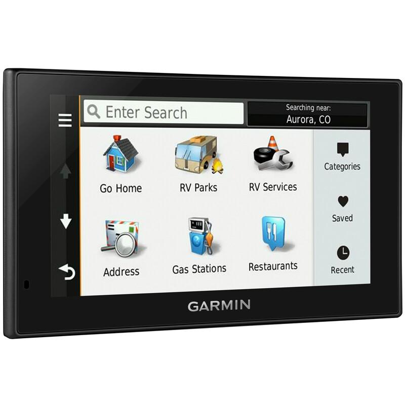 Garmin Camper 660LMT-D EU + BC30