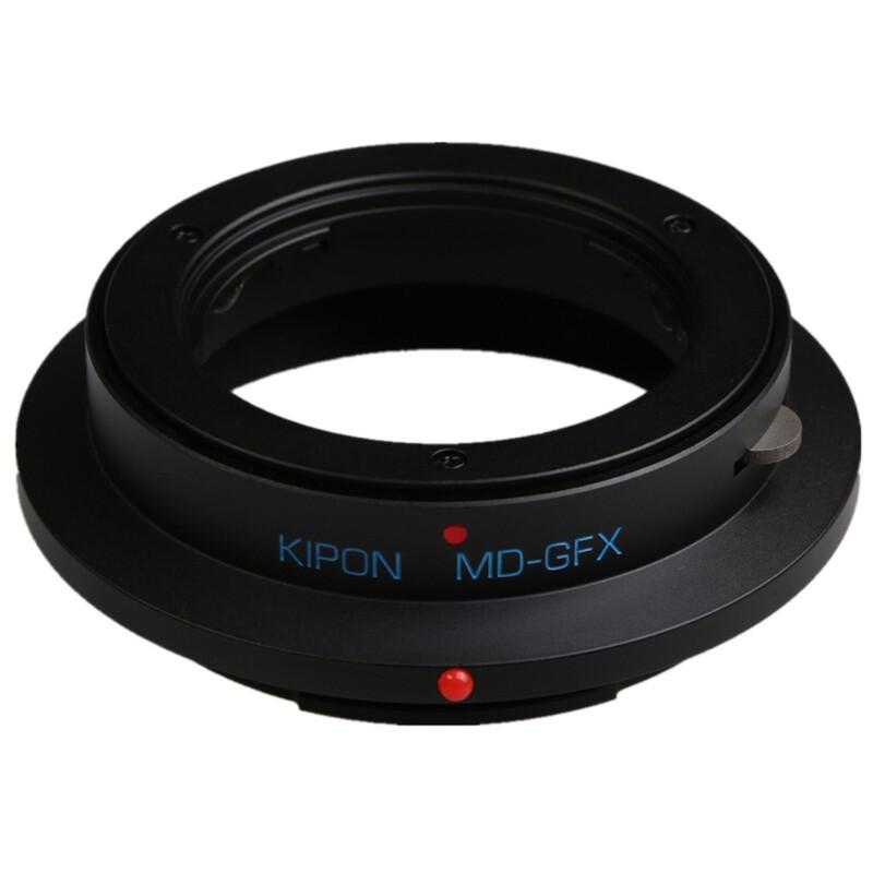 Kipon Adapter für Minolta MD auf Fuji GFX