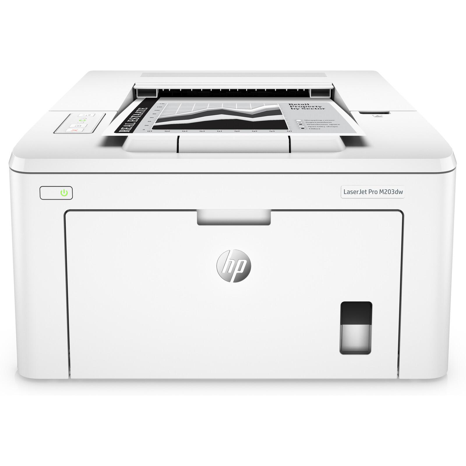 Laserdrucker HP LASERJET PRO M203DW