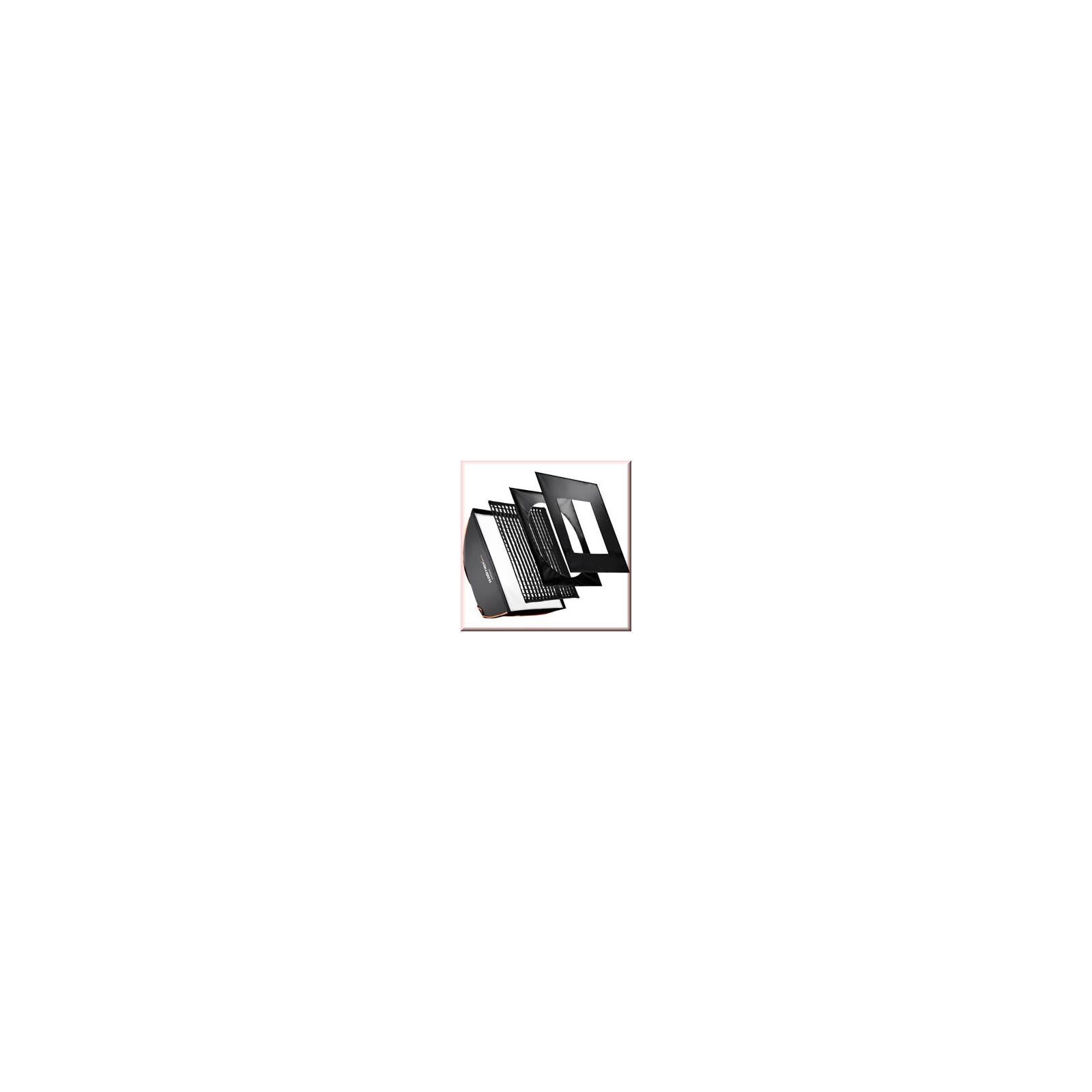 walimex pro Softbox PLUS OL 60x60cm Multiblitz V