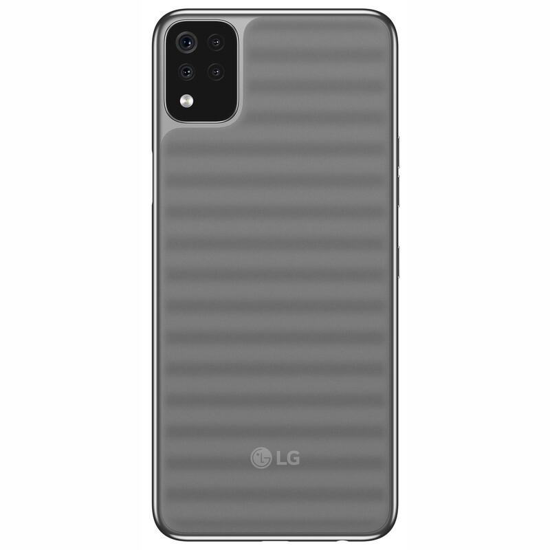 LG K42 grau