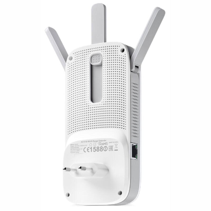 TP-Link AC1750 Dual Band WLAN Repeater