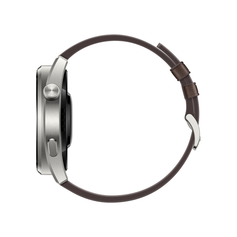 Huawei Watch 3 Pro Classic eSim 48mm Leder grau/titanium