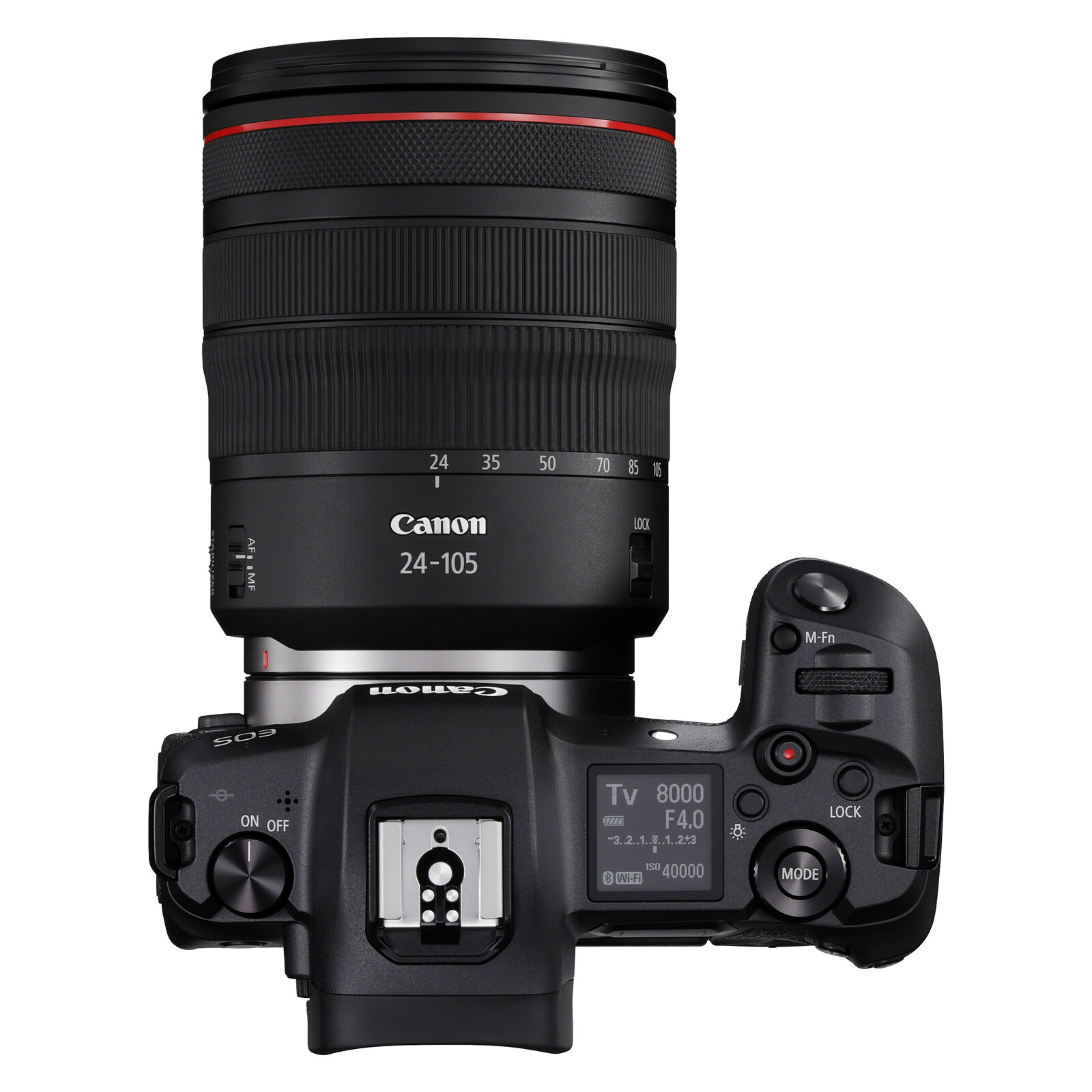 Canon PARS AIP1 EOS R + RF 24-105/4,0-7,1 IS STM