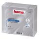 Hama CD-Doppel-Leerhülle 5er Pack
