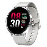 IOMI Smartwatch 1+1 Silber und Schwarz