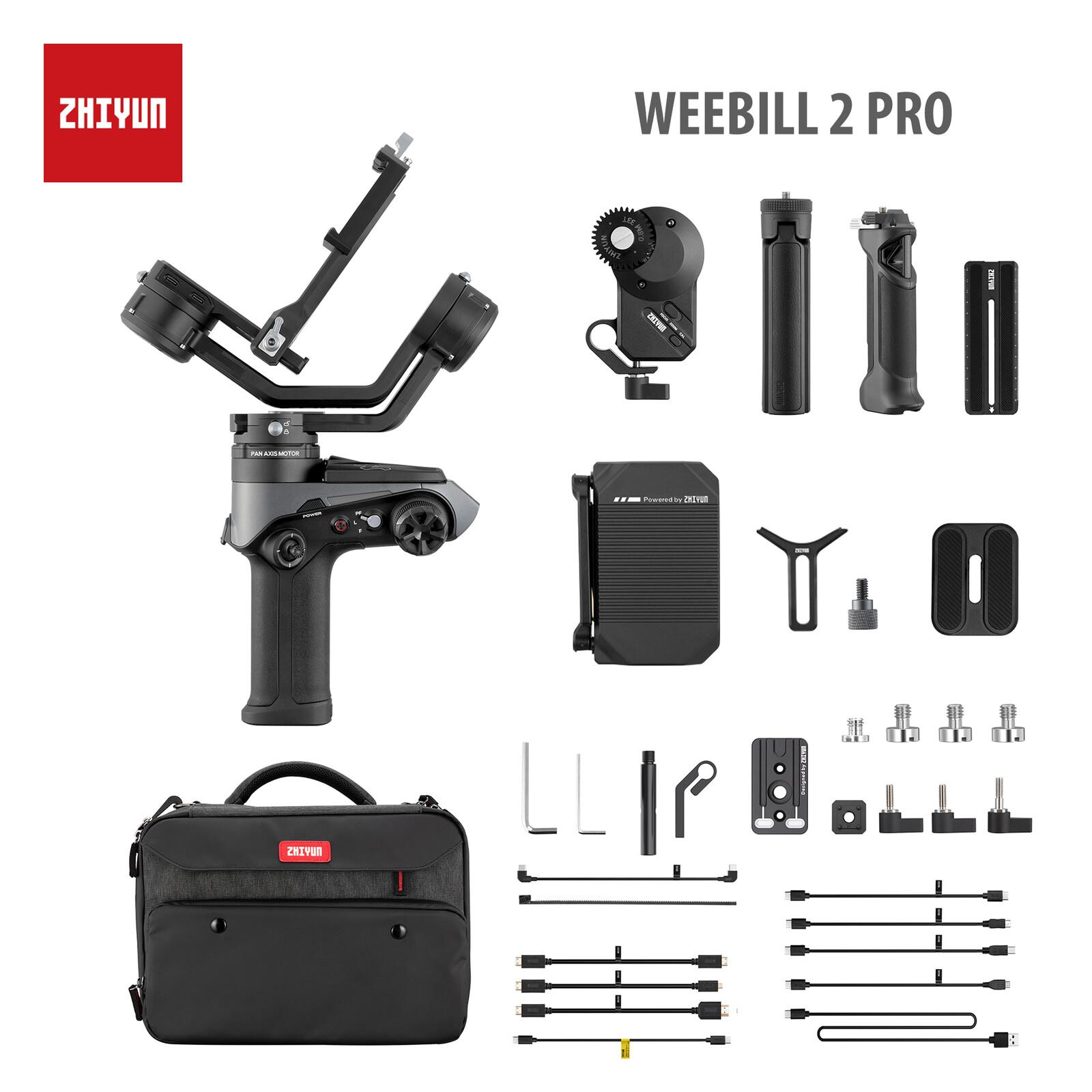 Zhiyun Weebill 2 Pro