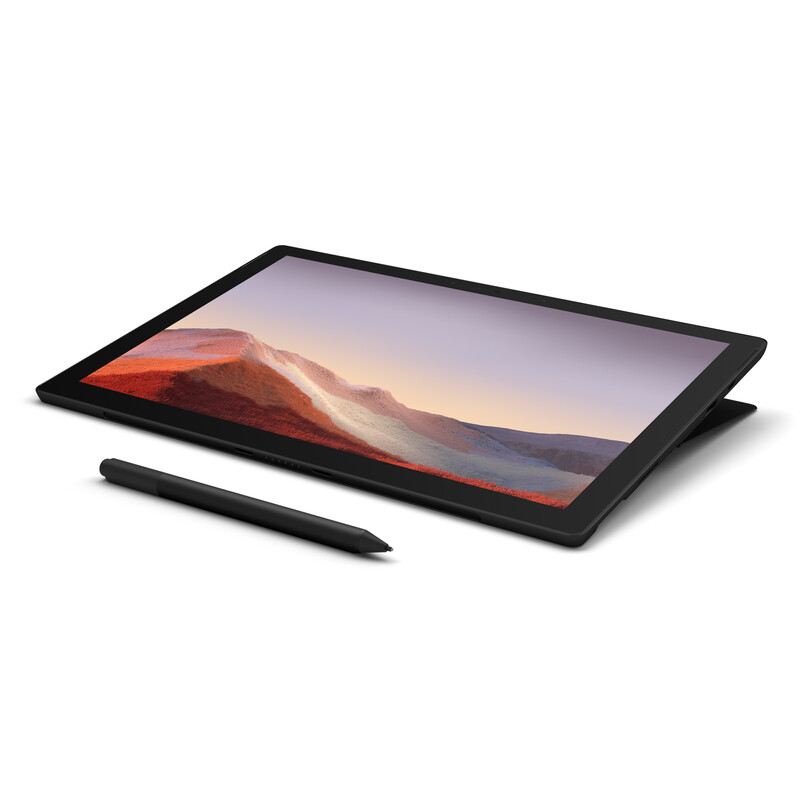 """Microsoft Surface Pro 7  12,3"""" i7/16GB/512GB SSD schwarz"""