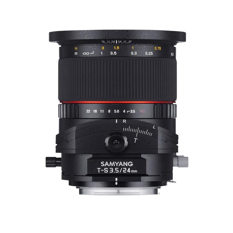 Samyang MF 24/3,5 Sony A
