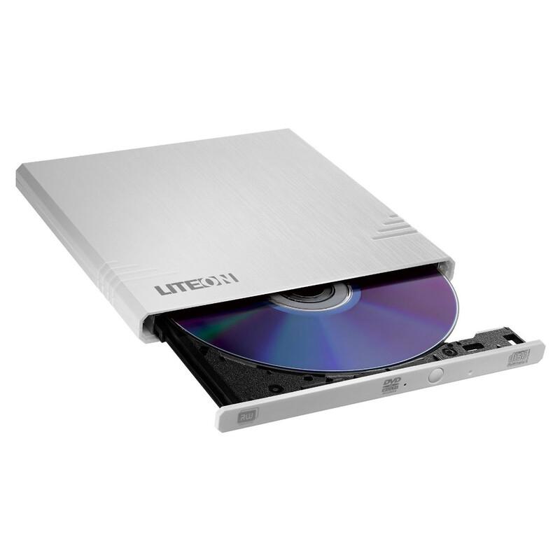 Liteon eBau 108 extern Ultra Slim DVD-Brenner
