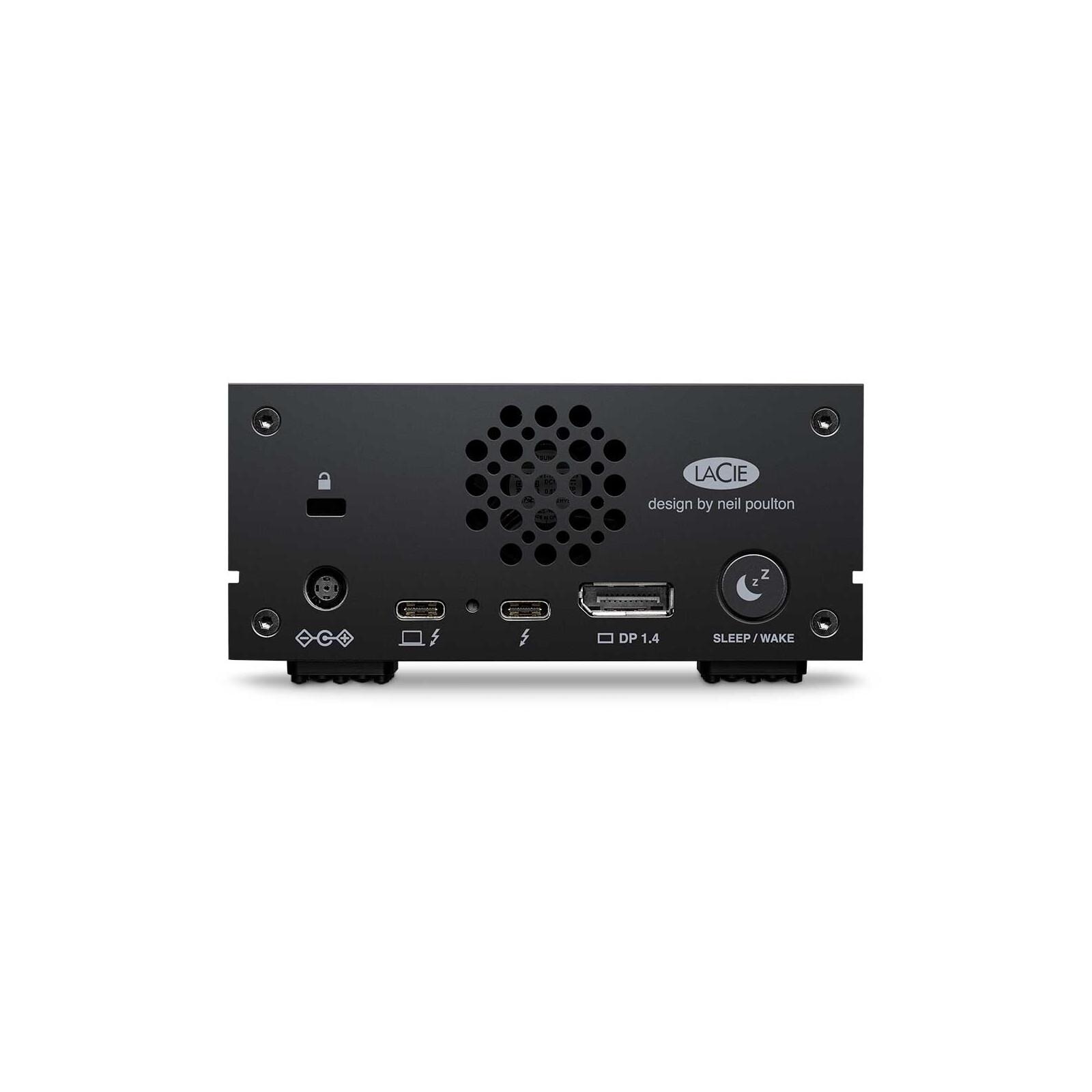 LaCie 1big Dock 16TB DAS Thunderbolt 3, USB-Hub, CF/SD, DP