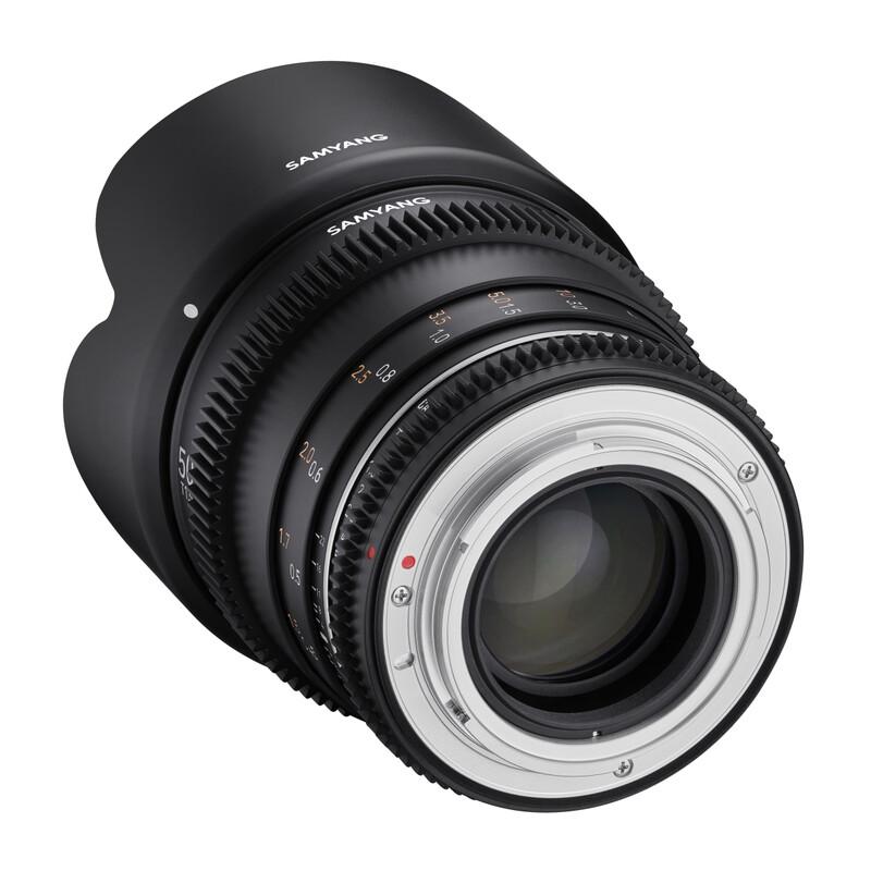 Samyang MF 50/1,5 VDSLR MK2 Sony E