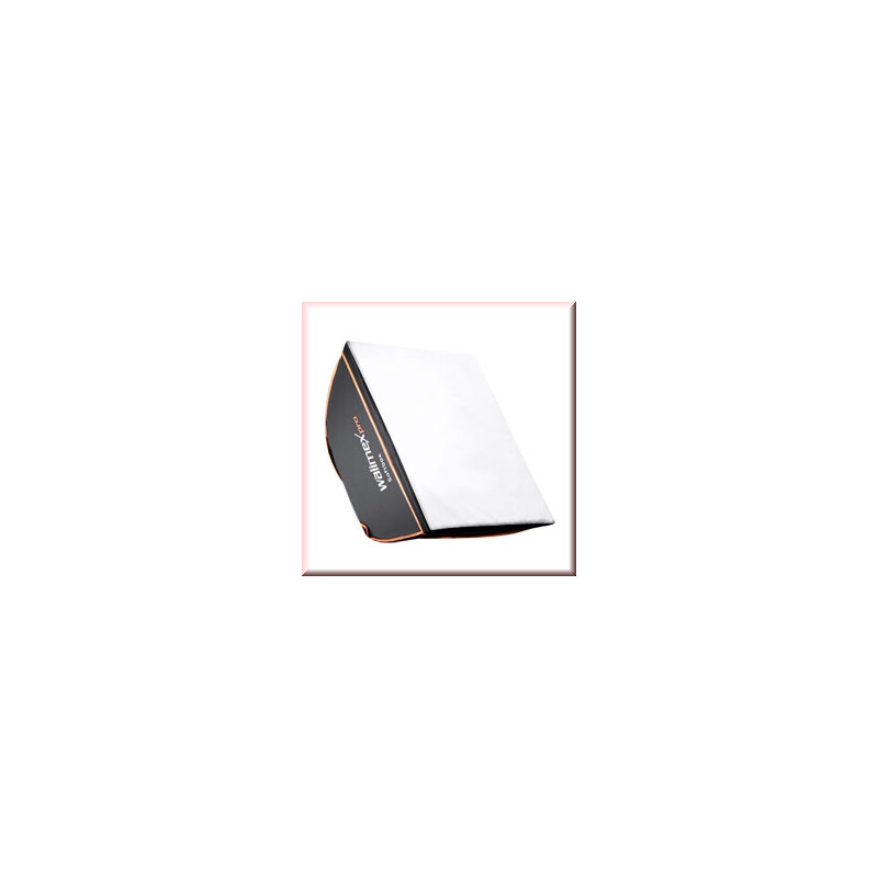 walimex pro Softbox OL 40x40cm Aurora/Bowens
