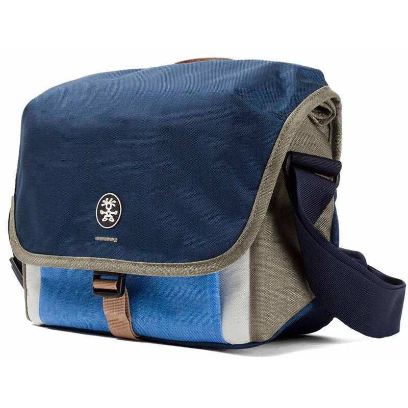 Crumpler Proper Roady 2.0-4500 blau/grau