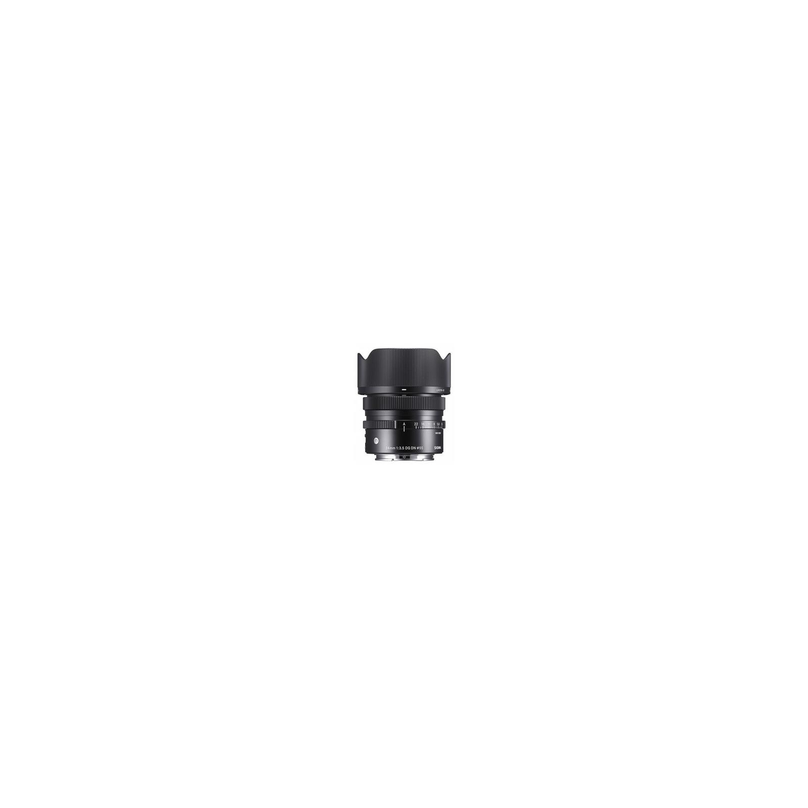 Sigma 24/3,5 DG DN Sony F-E