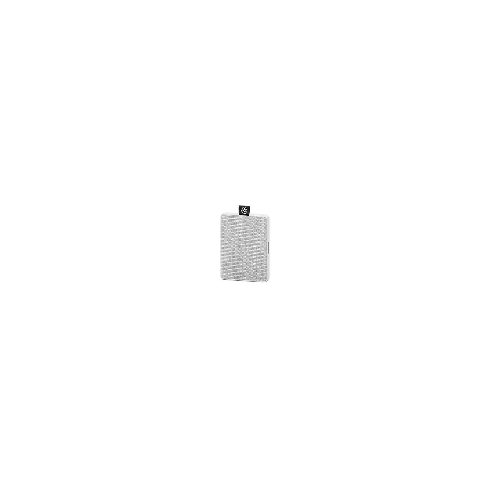 Seagate One Touch SSD 500GB extern USB 3.0 weiß