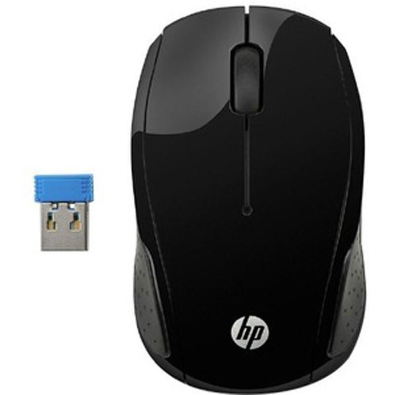 HP Wireless Mouse 220 Schwarz