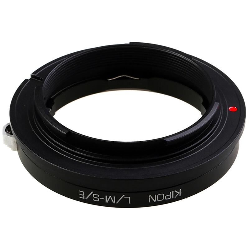 Kipon Adapter für Leica M auf Sony E