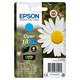 Epson 18XL T1812 Tinte Cyan 6,6 ml