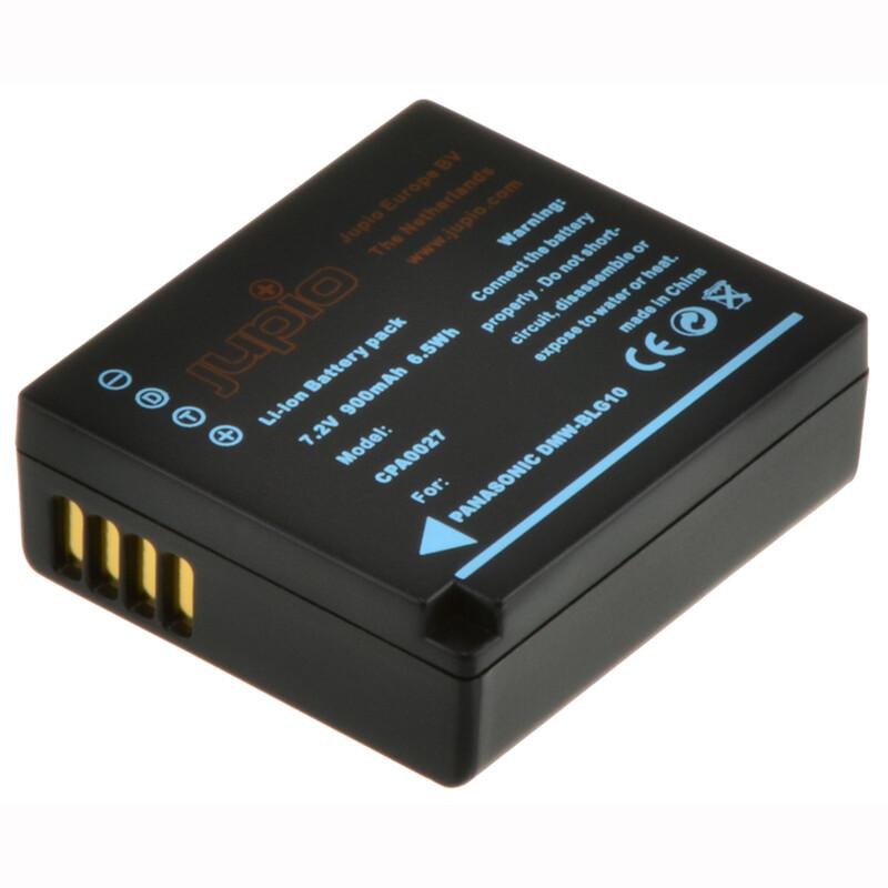 Jupio Panasonic DMW-BLG10 Akku