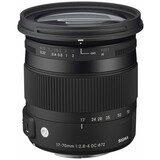 Sigma 17-70/2,8-4,0 DC Macro HSM Pentax + UV Filter