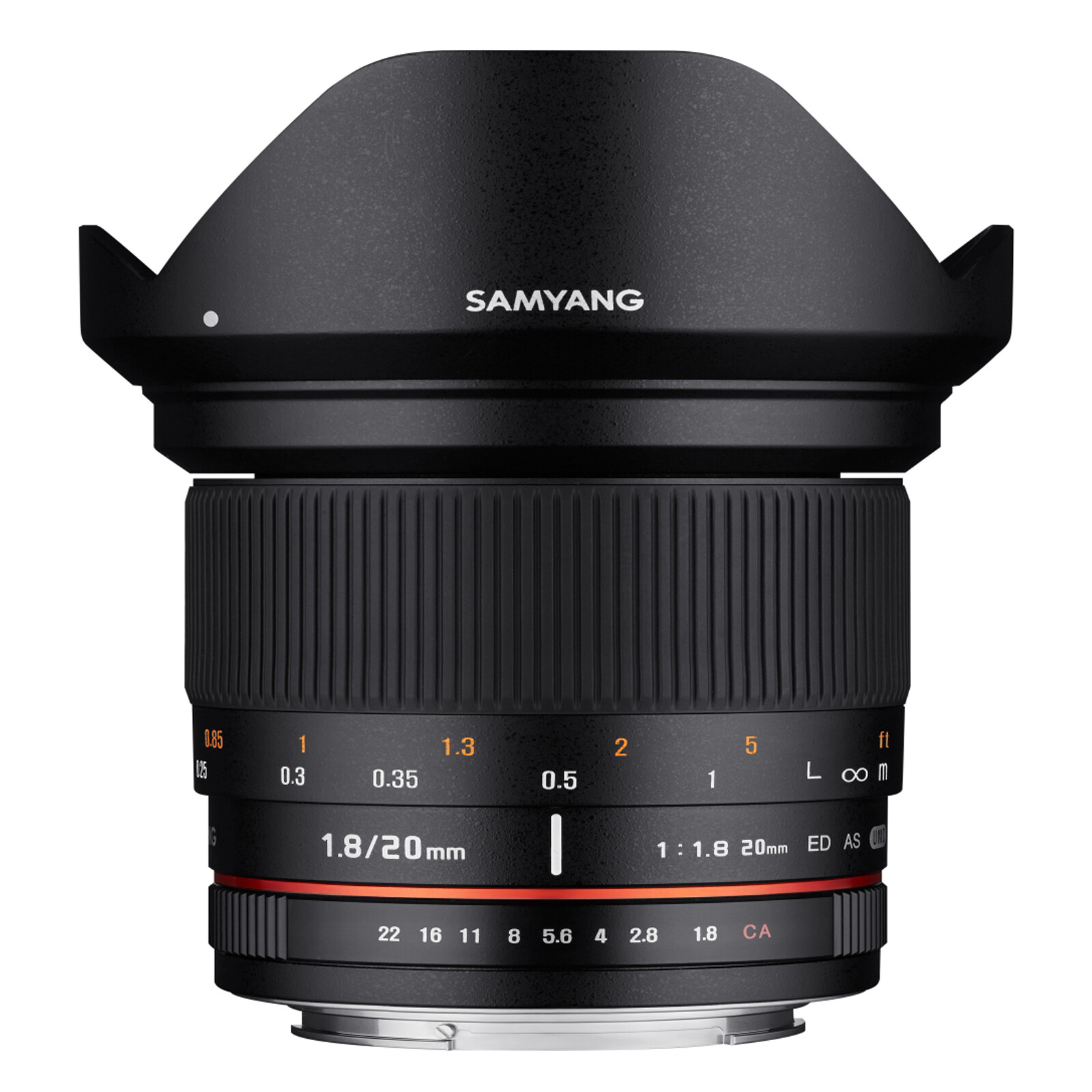 Samyang MF 20/1,8 Nikon F AE