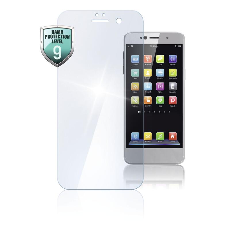 Hama Displayschutzglas Premium Huawei P Smart 2019