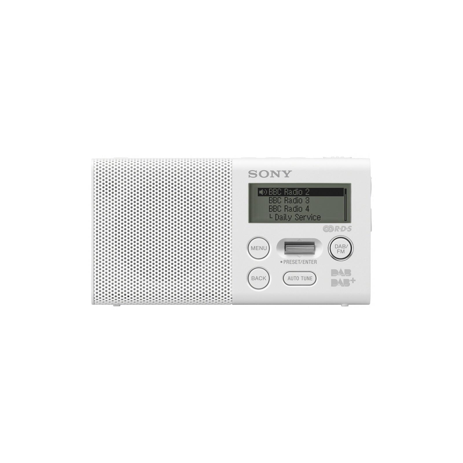 Sony XDR-P1DBPW Taschenradio