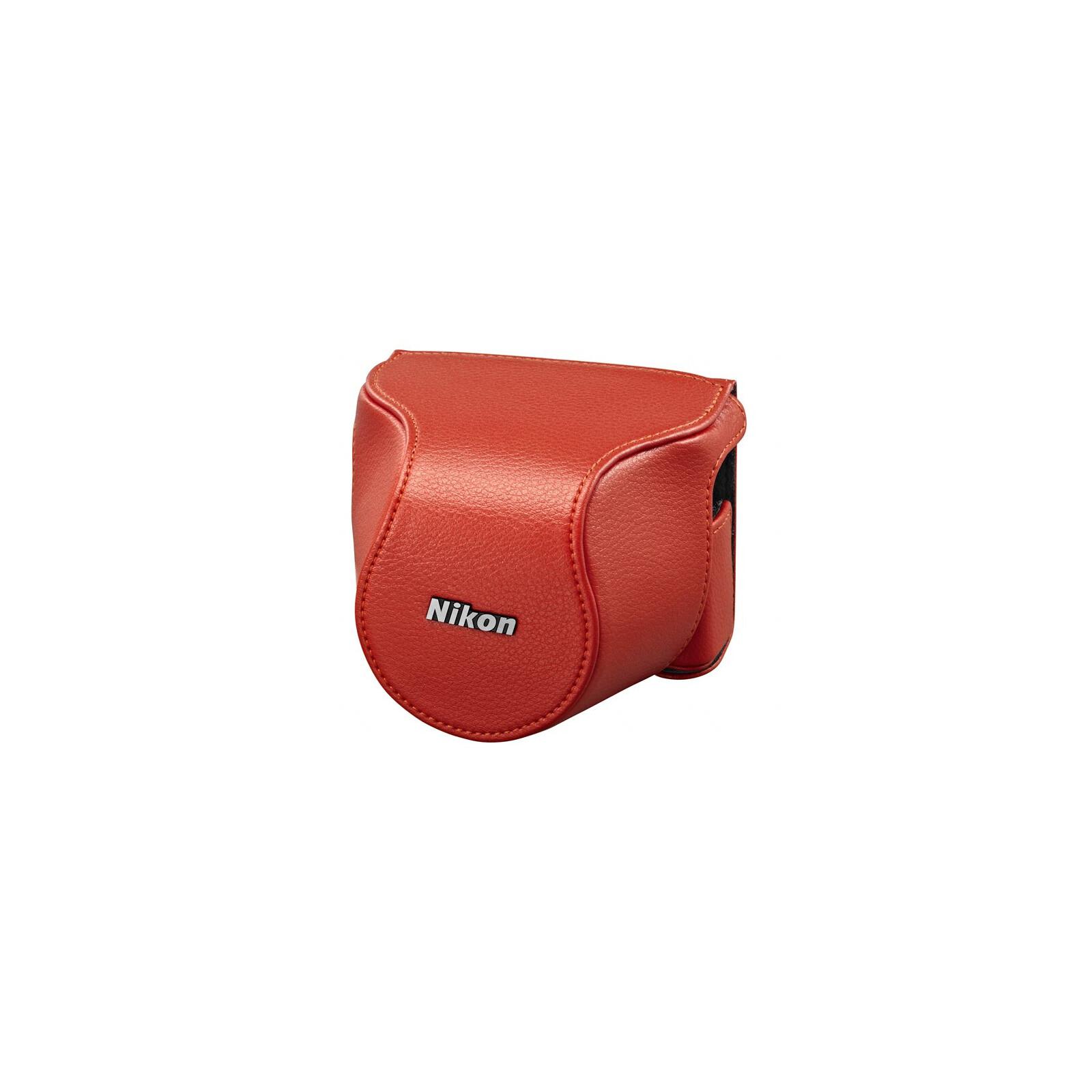 Nikon CB-N2210SA Tasche rot