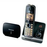Panasonic KX-TG6761GB Schnurlos AB schwarz