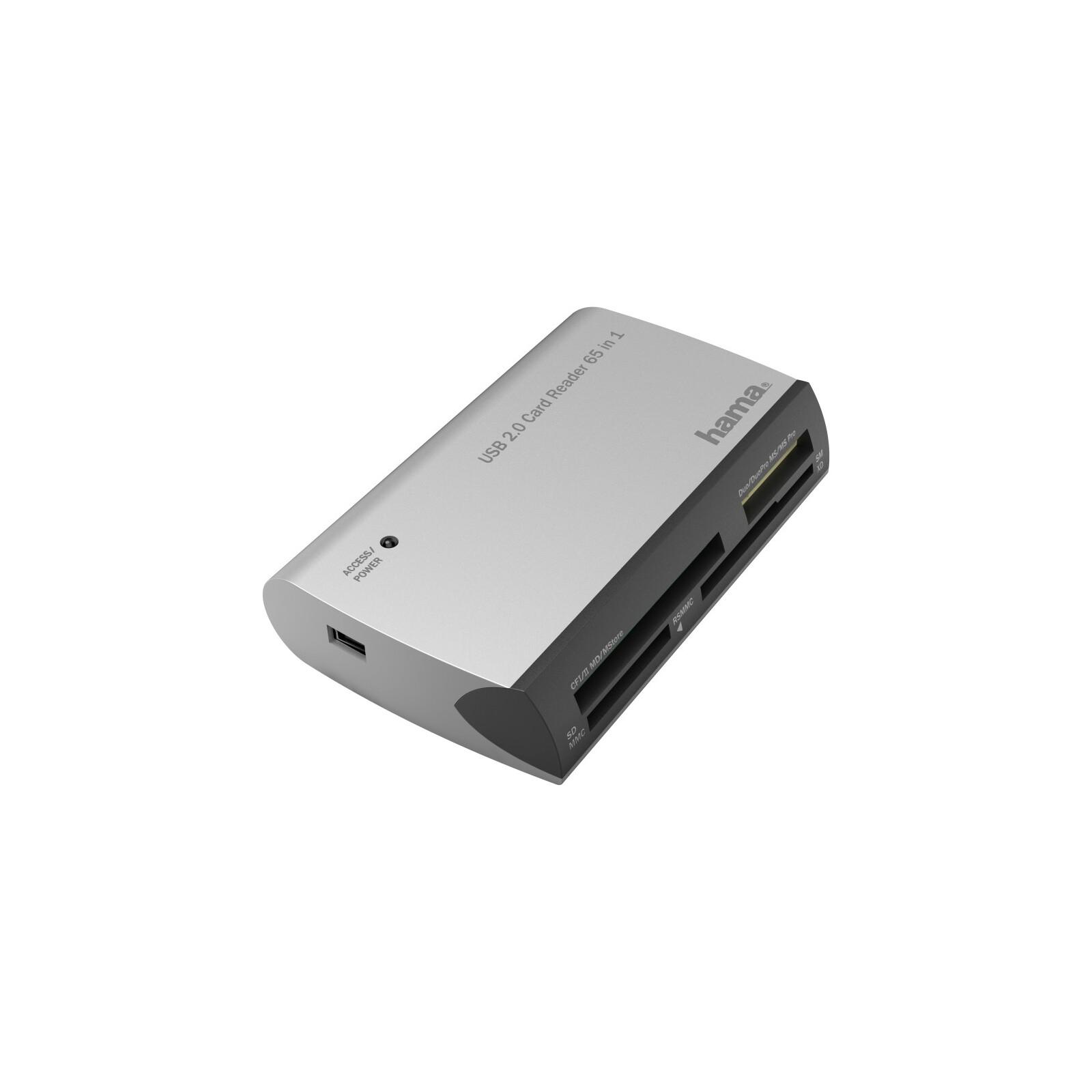 Hama USB 2.0 Kartenleser All in One