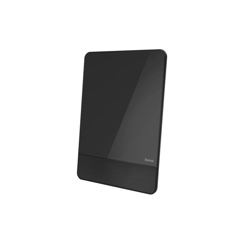 Hama 121703 DVB-T/DVB-T2 Zimmerantenne Black