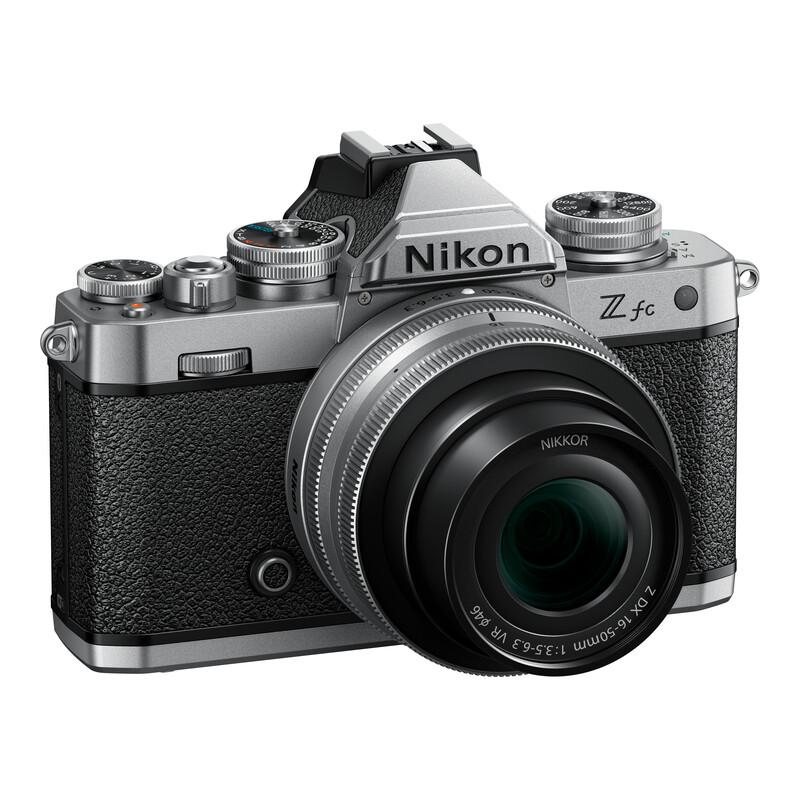 Nikon Z fc + DX 16-50/3.5-6.3 VR SE + DX 50-250/4,5-6,3