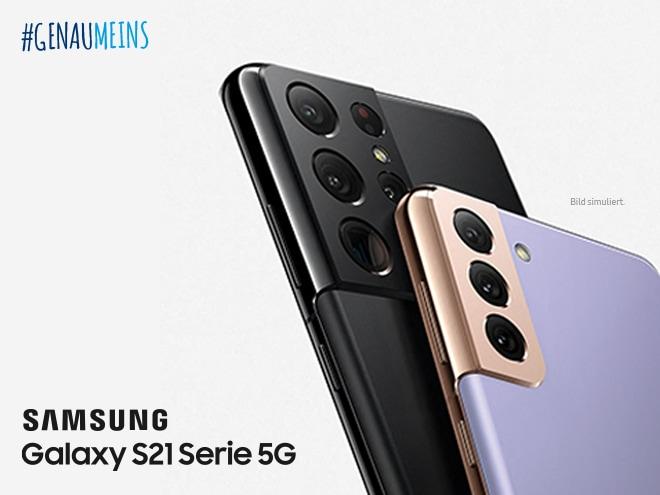 SAMSUNG Galaxy S21 Eintauschaktion